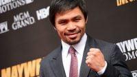 Manny Pacquiao Jadi Atlet Paling Tajir di Asia Versi Forbes 5