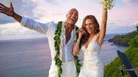 Akhirnya The Rock Menikah dengan Lauren Hashian Setelah 12 Tahun Berpacaran 2