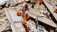 Bangunan ambruk di brasil, 1 orang tewas dan 10 orang lainnya dilaporkan hilang (net)