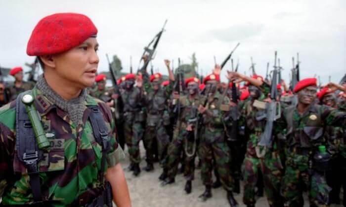 Prabowo Subianto jadi menteri pertahanan, berikut prestasi beliau dalam bidang militer (net)