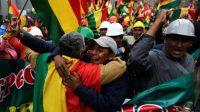 Digempur demo berminggu-minggu, Presiden Bolivia akhirnya mengundurkan diri (net)