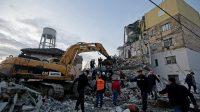 Gempa berkekuatan 6,4 magnitudo guncang Albania (sumber: NET)