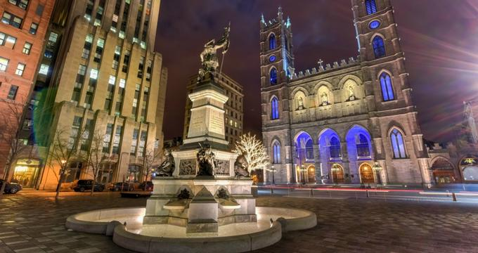 Old Montreal (sumber: seabourn)