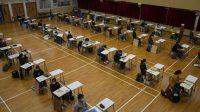 Ribuan siswa di Hong Kong ikuti ujian sekolah setelah sempat ditunda (net)