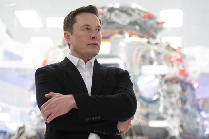 Tetap operasikan pabrik Tesla selama lockdown, Elon Musk siap diamankan (net)