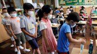 Sekolah di Korea Selatan mulai dibuka secara bertahap mulai 20 Mei hingga 1 Juni 2020 (net)