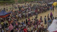 Satu pengungsi rohingya di Bangladesh dinyatakan positif covid-19 (net)