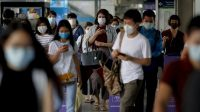 Menurun, Thailand hanya laporkan 8 kasus baru virus corona (net)
