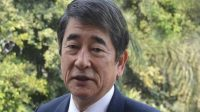 mantan diplomat Jepang meninggal dunia akibat vorona (net)