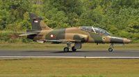 Keunggulan pesawat tempur BAE Hawk 109 yang jatuh di Riau (net)