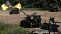 Korea Selatan terang-terangan gelar latihan militer di zona demiliterisasi (net)