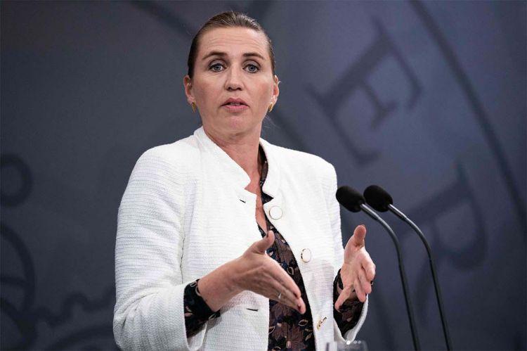 Salut! demi hadiri rapat dewan Eropa PM Denmark rela tunda pernikahannya (net)