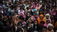 94 Pengungsi Rohingya yang Terombang-Ambing di Laut Diselamatkan di Aceh 4