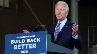 Joe Biden janji libatkan tokoh muslim dalam pemerintahannya jika menang pemilu (net)