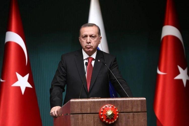 Prancis tarik dubesnya dari Turki setelah Erdogan menyampaikan komentar pedasnya pada Presiden Prancis (net)