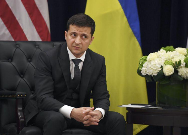 Presiden Ukraina mendapat perawatan intensif akibat terinfeksi covid-19 (net)