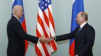 Vladimir Putin beri ucapan selamat atas terpilihnya Joe Biden sebagai presiden AS (net)
