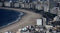 Rio de Janiero tutup pantai saat pergantian malam tahun baru (net)