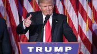 Hoaks terkait pemilihan Presiden dinilai turun setelah beberapa medsos Donald Trump ditangguhkan (net)