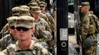 Jelang pelantikan presiden AS, sebanyak 25 ribu garda nasional AS diperiksa FBI (net)