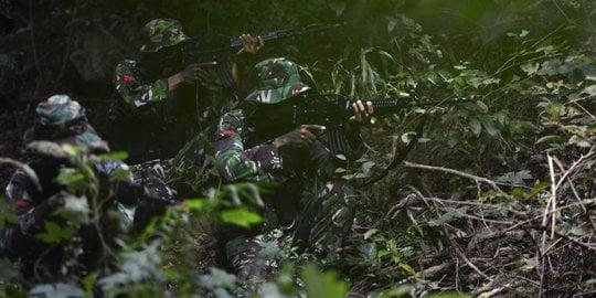 Dikirm ke Sarang OPM di Hutan Timika, Pasukan Setan Jalani Pemeriksaan Kesehatan