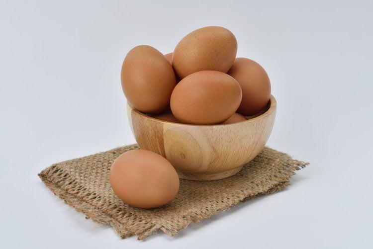 Telur, vitamin alami untuk mata (net)