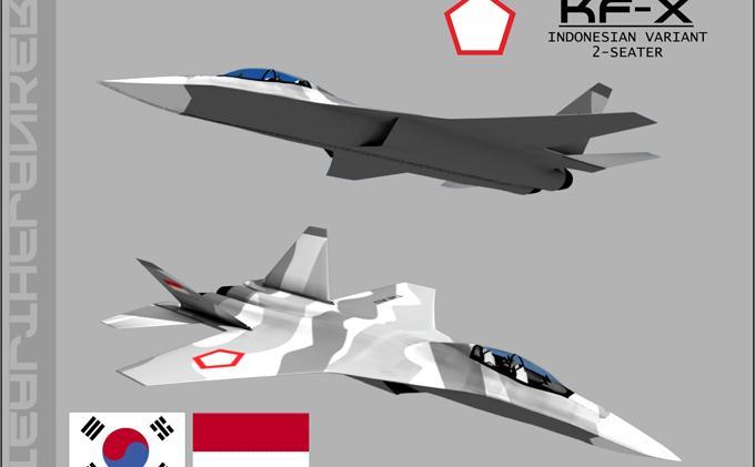 RI dan Korsel Jalin Kerjasama Produksi Jet Tempur, Pengamat: Langkah Strategis Perkuat Alutsista 1