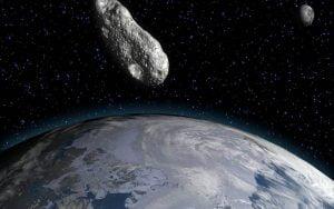 Tiongkok akan bangun sistem pertahanan untuk hadapi asteroid yang mengancam bumi (NET)