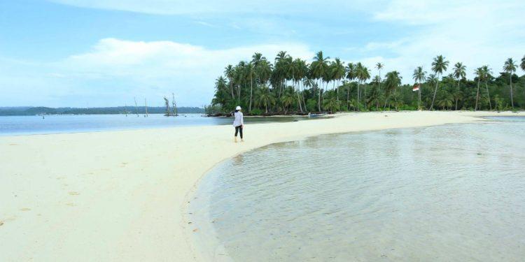 Pantai Jati, spot terbaik untuk berselancar di Kepulauan Mentawai (NET)