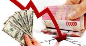Kasus Covid-19 Meningkat, Nilai Tukar Rupiah Melemah terhadap Dollar AS