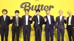 "Lagu ""butter"" milik BTS 'kuasai' chart Billboard (NET)"
