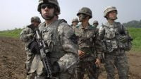 Amerika Serikat luncurkan serangan kepada milisi di Irak (NET)