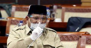 Menhan Prabowo Subianto: Pertahanan Smesta Melibatkan Seluruh Rakyat