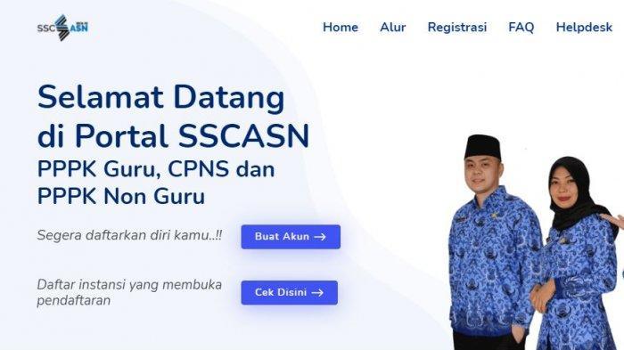 Seleksi Administrasi CPNS dan PPPK 2021