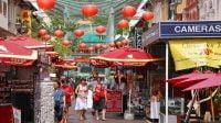 Pusat oleh-oleh murah di Singapura (NET)