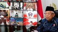 Maruf Amin dorong Pemprov Bali percepat vaksinasi-19