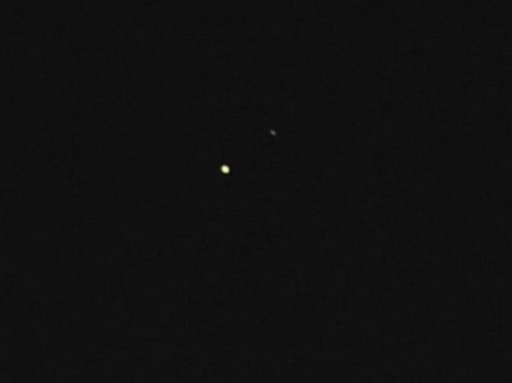 Konjungsi Mars dan Venus (NET)
