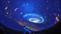 Planetarium terbesar di dunia ini akan dibuka di Tiongkok (NET)