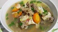 Resep sop daging kambing yang nikmat (NET)