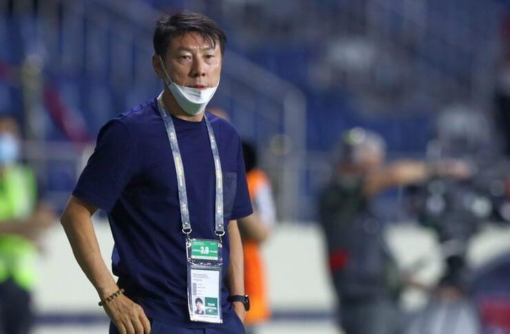 Shin Tae Yong terancam tak bisa masuk Indonesia (NET)