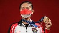 Windy Cantika sumbang medali pertama Indonesia di Olimpiade Tokyo 2020 (net)