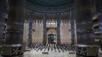 Masjid Istiqlal akan gelar shalat Jumat (net)