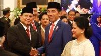 Menhan Prabowo Subianto Minta Presiden Jokowi Hiraukan Suara Sumbang