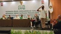 Sudaryono Terpilih Sebagai Ketua Umum Asosiasi Pedagang Pasar Indonesia (APPSI)