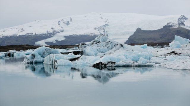 Greenland diguyur hujan lebat (net)