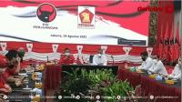 Sekjen Gerindra Ahmad Muzani sambangi DPP PDIP Perjuangan