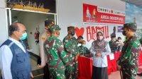 Gelar Vaksinasi Covid-19 di Berau, Pemkab Berau Apresiaai Aksi Prajurit TNI AU
