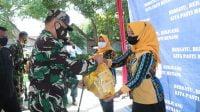 TNI AU Kembali Gelar Vaksinasi Covid-19 di Area Latihan
