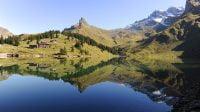 Danau terindah di Swiss (net)