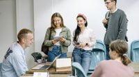 Tips kembangkan kemampuan di bangku kuliah (net)